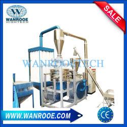 PVC-Rohr-Pulverisator-Kunststoffmühle mit hoher Drehzahl
