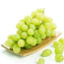 Gosto de nata doce Nice uvas verdes