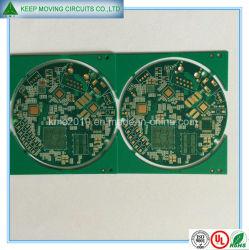 Immersion Gold 硬質 10 層 HDI 基板、インピーダンスコントロール付