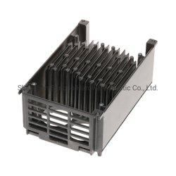 Personalizar el aluminio moldeado a presión las piezas por parte del disipador de calor/colada a presión de la caja de lámpara LED/ cargador de coche de la energía de la caja de aleación de aluminio/Parte mecánica con SGS