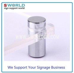 Afficher les composants matériels de ligne de base signe picots de support pour la vitre