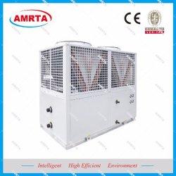 Refrigeratore di acqua del glicol dell'invertitore di CC di R410A/refrigeratore industriale del refrigeratore raffreddato aria di certificazione modulare del Ce con il compressore dell'invertitore