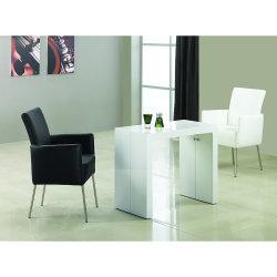 Diseño de lujo Restaurante de Mobiliario de casa de madera mesa de comedor