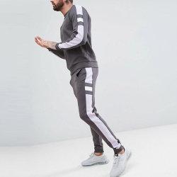 De Kostuums van het Zweet van de in het groot Mensen van Jogger van de Gymnastiek van de Aankomst van de Stijl van de Katoenen Sporten van de Kleding Nieuwe