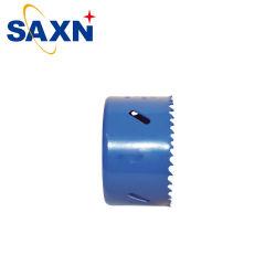 Кольцевой пилой отверстие биметаллической пластины резак для дерева пластмассовые металлические сверления