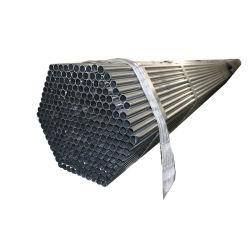 liste de l'emballage pré Tuyau en acier galvanisé