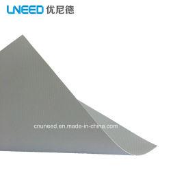 Stores à rouleaux motorisés Lightproof tissu en fibre de verre