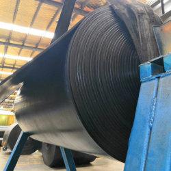 La courroie en caoutchouc Covneyor ee250 Couvercle résistant à la chaleur pour les usines de ciment