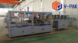 Het in het groot Pakket van de Machine van de Robot van de Hoge Efficiency Automatische voor Verpakking