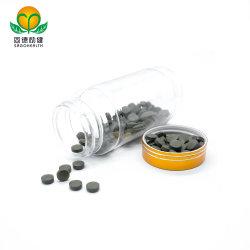 Nourriture verte sous étiquette privée OEM pour perdre du poids la spiruline & Ginseng Comprimé mixte