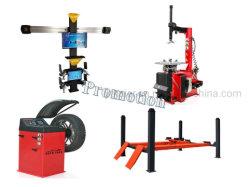 Gummireifen-Maschinen-Rad-Stabilisator-Ausrichtungs-Gummireifen-Wechsler für Garage