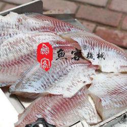 Industrielle Lachsschälung Fisch Haut Entfernen Tintenfisch Enthäutung Maschine
