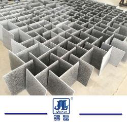 Cheap Padand Crystal White flammé/poli/Bushhammered G603 pour les dalles de sol en granit/mur/Flooring Paver/Cladiing Tile/comptoir mural
