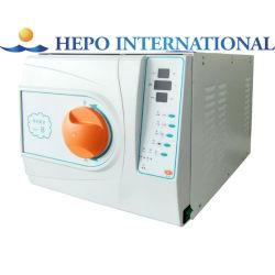 En acier inoxydable automatique de petites impulsions stérilisateur vide en autoclave avec ce certifié