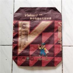 Марки 20кг, 25кг, 40кг, 50 кг бумажный мешок для производства продуктов питания и добавок, химических, пигмент, ПЛАСТИКА И Т.П.,
