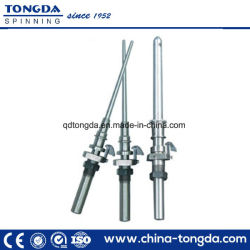 Tongda 高効率回転機械スペア部品アルミニウムプラグスピンドル