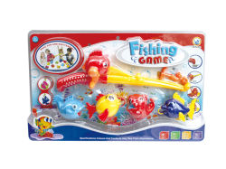 Spätestes lustiges Fischen-Spiel-Spielzeug-spielt gesetzter Kind-Plastik bestes Geschenk für Kinder H4742006