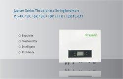 Presola 8kw Dreiphasensolarinverter mit MPPT Leistungsfähigkeit für Ring Gleichstrom-Schalter-wahlweise freigestellter Inverter-SolarStromnetz-Haus des Sonnenkollektor-Systems-WiFi CT