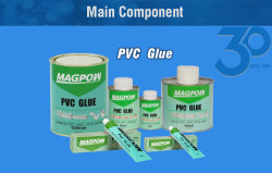 UPVCおよびCPVCのための速い乾燥したPVC接着剤