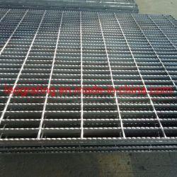 Le plancher métallique grincement de dents de scie Feuilles/grille en acier /de la grille en acier/Bar grincement