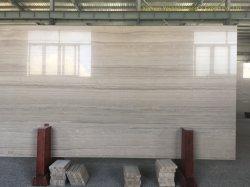 Полированные деревянные Афин/деревянные белые мраморные/плитки/стены/пол камня место на кухонном столе