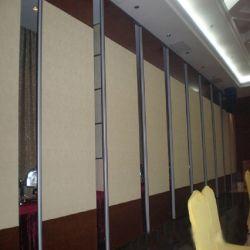 Интерьер комнаты делитель складные перегородки стены поверхность ткани в банкетный зал