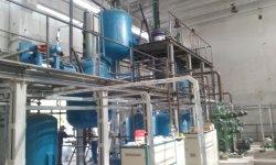 Strumentazione utilizzata di rigenerazione dell'olio di motore (YHM-30)