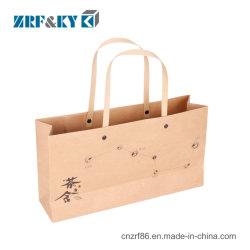 Custom Recycled Printing Gift Food Tea Packaging Kraft Paper Bag