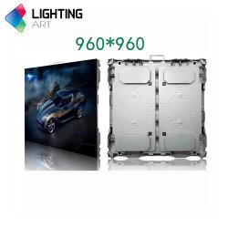 P10 شاشة عرض LED للحائط لإعلانات الألوان الخارجية ملء الشاشة