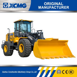 5t de MiniLader van het Wiel van het VoorEind van de Machines van de Nieuwe Bouw van Laders XCMG (ZL50GN)