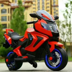 As crianças bateria elétrica motociclo para crianças viajem de carro 3188