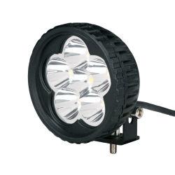 Großhandelsarbeits-Licht 12V des fabrik-Preis-LED weg von der Straßen-4WD 4X4 LED dem Scheinwerfer Flut-des Licht-18W LED
