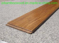Tejido de hilo natural interiores Pisos de bambú) de alto brillo