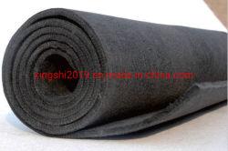 En carbone graphite doux Feutre pour batterie de débit d'oxydoréduction