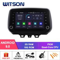 Witson Android 9.0 pantalla táctil del sistema de Car Audio Multimedia para el Hyundai Tucson IX35 2018 Car DVD Player