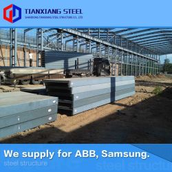 Professional Customized Ideal China Warehouse Storage Facilities