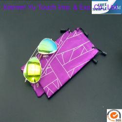 De Zak van de Zonnebril van Microfiber van de bevordering met de Digitale Druk van de Overdracht