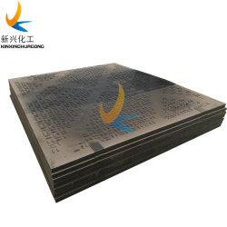 3000X2500mm Polyäthylen-schweres Geräten-Sicherheits-Zugriffs-Sumpf-Matten PET Plastikölplattform-Matten