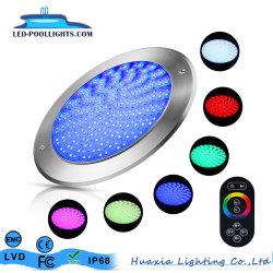 Ультра тонкий 8 мм толщиной 18W 24W 35W 42W подводного освещения LED плавательный бассейн с ERP доклад