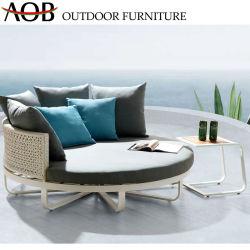 В Саду пляжные стулья алюминиевые бассейн плетеной мебели кровать лежа холл для загара