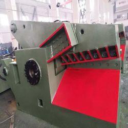 Cocodrilo Cizalla Hidráulica de chatarra de hierro del pórtico de la máquina de esquila de acero