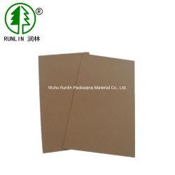 Feuille de glissement de papier en utilisant comme palette de papier