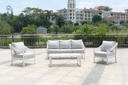 Dw-Sf1908 Hot продажи алюминиевая рама для отдыхающих диван комплект садовой мебелью