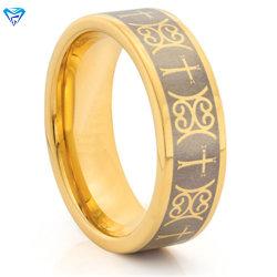 Aanpassing de van uitstekende kwaliteit van de Massa van Fabrikanten van de Juwelen van de Gift van de Toebehoren van de Manier van de Ringen van de Juwelen van het Huwelijk