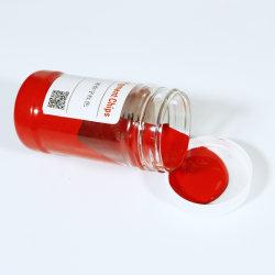中国のカラーのり、PVC、インク、塗る等のための専門の蛍光カラー顔料ののりの赤