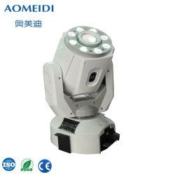 Parte de la fase de productos de lavado de Gobo Cabezal movible LED Luz DJ