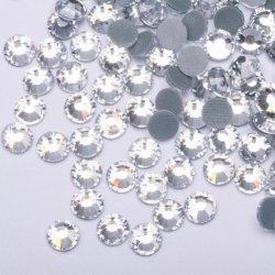Консоль управления Dell Kingswick Flatback кристаллы очистить Hotfix камни Custom ткань передачи тепла на футболку