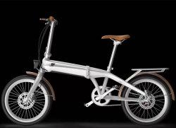 250W Estrutura de aço eléctrico Dobrável Aluguer / bicicleta eléctrica / E MOTO