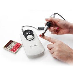Portátil profissional recarregável sem fios de unhas furar com pregos cinta de lixa Brocas