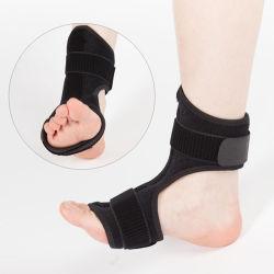 柔らかい足底部 Facitis ブレース背面夜間 Splint 足部落下直交症疼痛緩和のための接合部